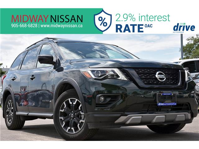 2019 Nissan Pathfinder SL Premium (Stk: U1756) in Whitby - Image 1 of 40