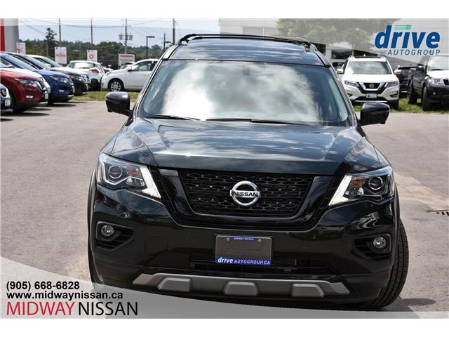 2019 Nissan Pathfinder SL Premium (Stk: U1756) in Whitby - Image 4 of 40