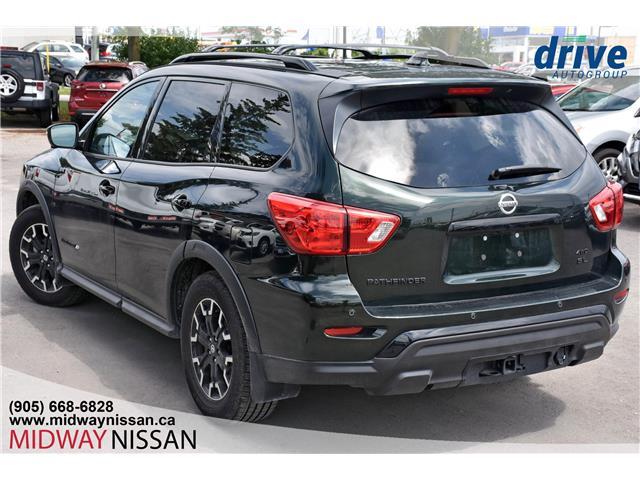 2019 Nissan Pathfinder SL Premium (Stk: U1756) in Whitby - Image 7 of 40