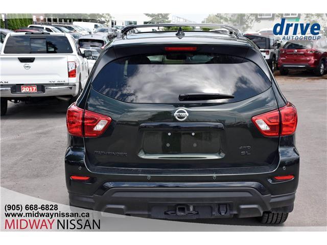 2019 Nissan Pathfinder SL Premium (Stk: U1756) in Whitby - Image 8 of 40