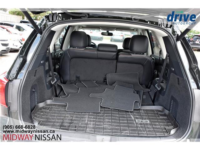 2019 Nissan Pathfinder SL Premium (Stk: U1756) in Whitby - Image 14 of 40