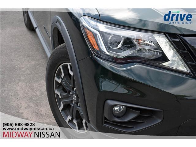 2019 Nissan Pathfinder SL Premium (Stk: U1756) in Whitby - Image 18 of 40