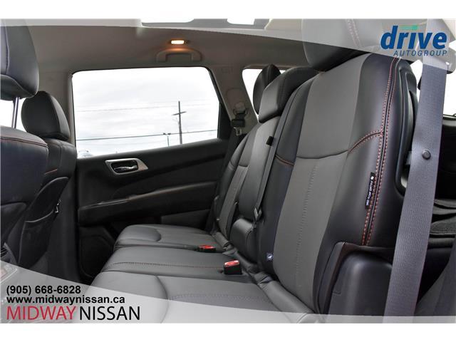 2019 Nissan Pathfinder SL Premium (Stk: U1756) in Whitby - Image 19 of 40