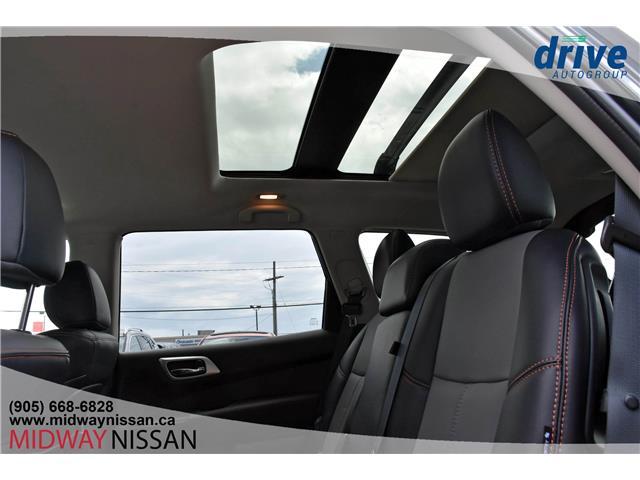 2019 Nissan Pathfinder SL Premium (Stk: U1756) in Whitby - Image 20 of 40