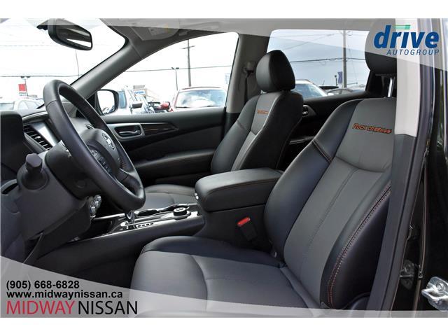 2019 Nissan Pathfinder SL Premium (Stk: U1756) in Whitby - Image 21 of 40