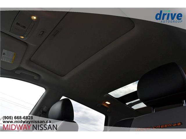 2019 Nissan Pathfinder SL Premium (Stk: U1756) in Whitby - Image 25 of 40