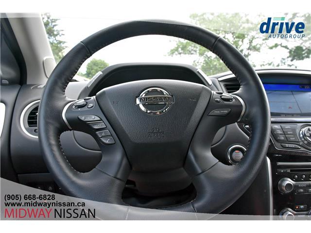 2019 Nissan Pathfinder SL Premium (Stk: U1756) in Whitby - Image 28 of 40