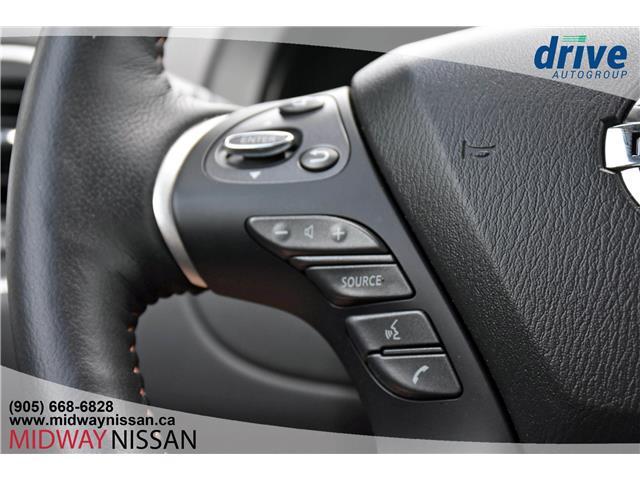 2019 Nissan Pathfinder SL Premium (Stk: U1756) in Whitby - Image 29 of 40