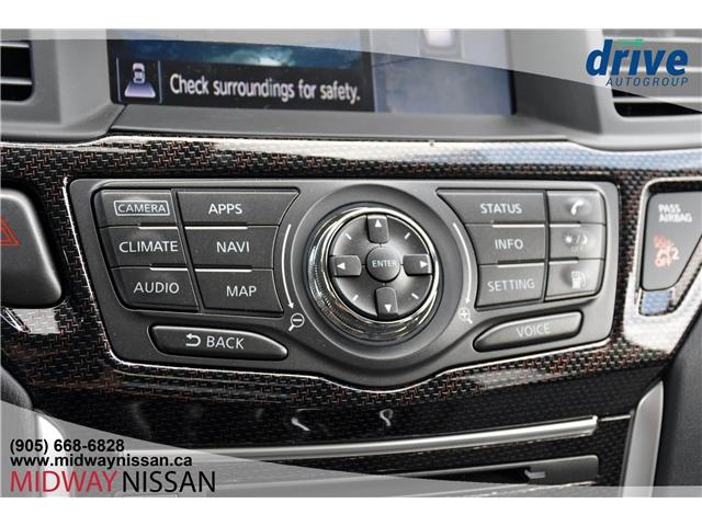 2019 Nissan Pathfinder SL Premium (Stk: U1756) in Whitby - Image 34 of 40