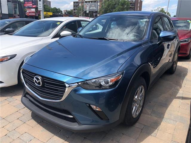 2019 Mazda CX-3 GS (Stk: 81090) in Toronto - Image 1 of 5