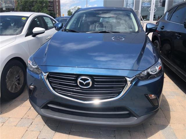 2019 Mazda CX-3 GS (Stk: 81090) in Toronto - Image 2 of 5