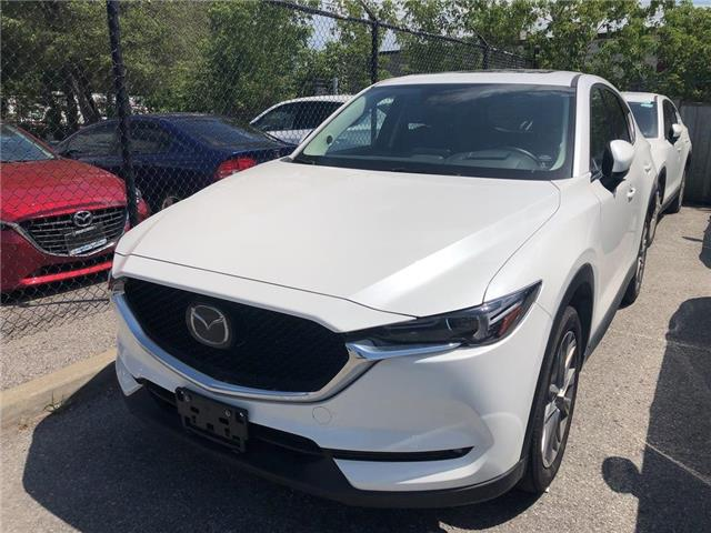 2019 Mazda CX-5 GT (Stk: 81244) in Toronto - Image 1 of 5