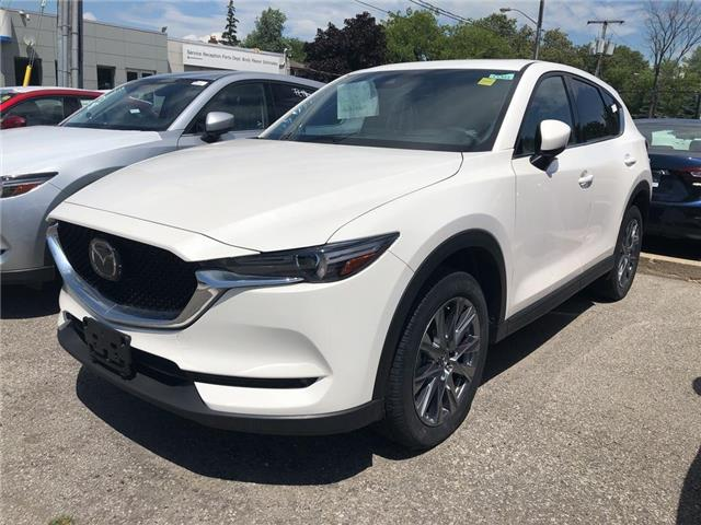 2019 Mazda CX-5 Signature (Stk: 81285) in Toronto - Image 1 of 5