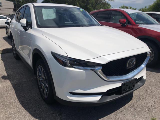 2019 Mazda CX-5 Signature (Stk: 81285) in Toronto - Image 3 of 5