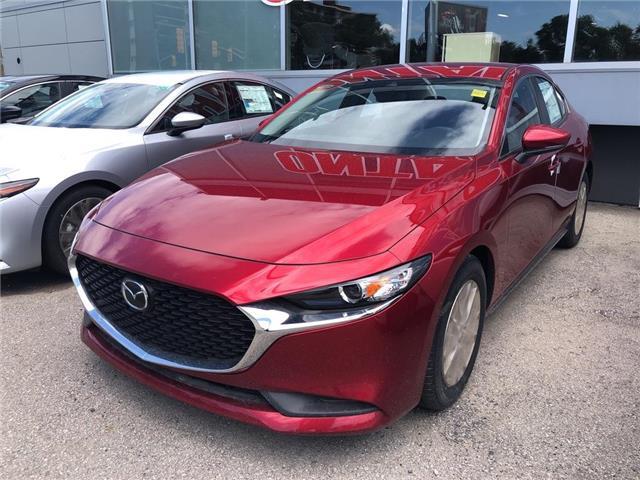 2019 Mazda Mazda3 GS (Stk: 81636) in Toronto - Image 1 of 5
