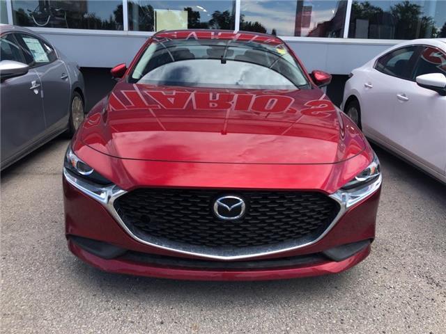 2019 Mazda Mazda3 GS (Stk: 81636) in Toronto - Image 2 of 5