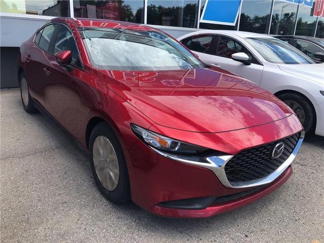 2019 Mazda Mazda3 GS (Stk: 81636) in Toronto - Image 3 of 5
