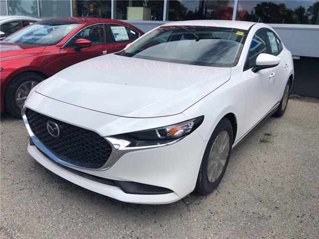 2019 Mazda Mazda3 GS (Stk: 81684) in Toronto - Image 1 of 5
