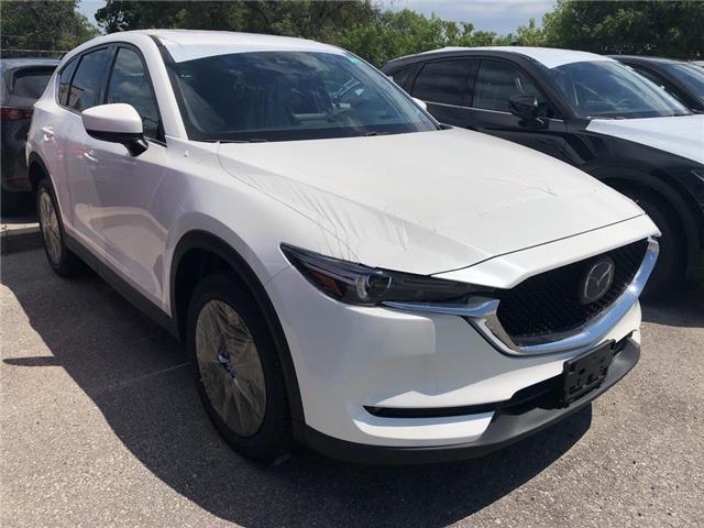 2019 Mazda CX-5 Signature (Stk: 81845) in Toronto - Image 3 of 5