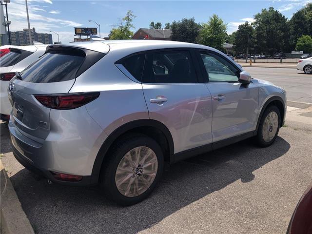 2019 Mazda CX-5 GT w/Turbo (Stk: 82026) in Toronto - Image 5 of 5