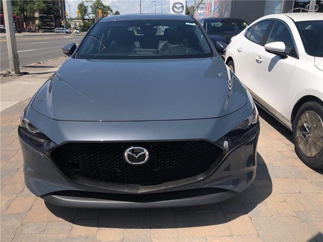 2019 Mazda Mazda3 Sport GS (Stk: 81645) in Toronto - Image 2 of 5