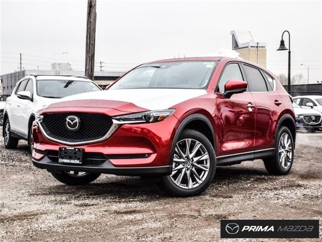 2019 Mazda CX-5 GT w/Turbo (Stk: 19-070) in Woodbridge - Image 1 of 15