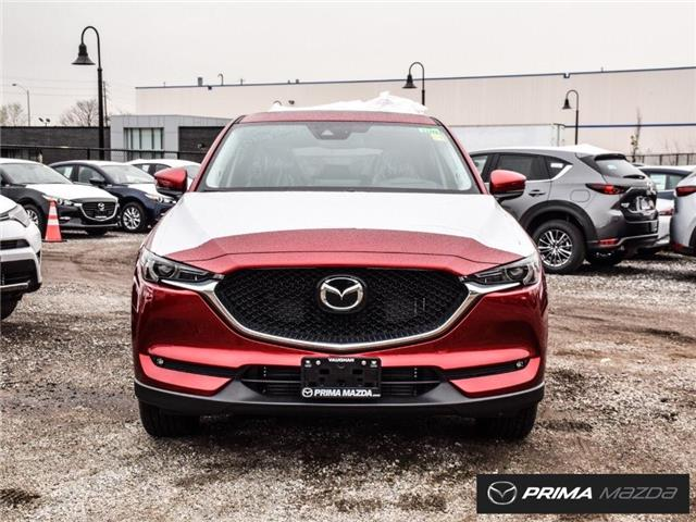 2019 Mazda CX-5 GT w/Turbo (Stk: 19-070) in Woodbridge - Image 2 of 15