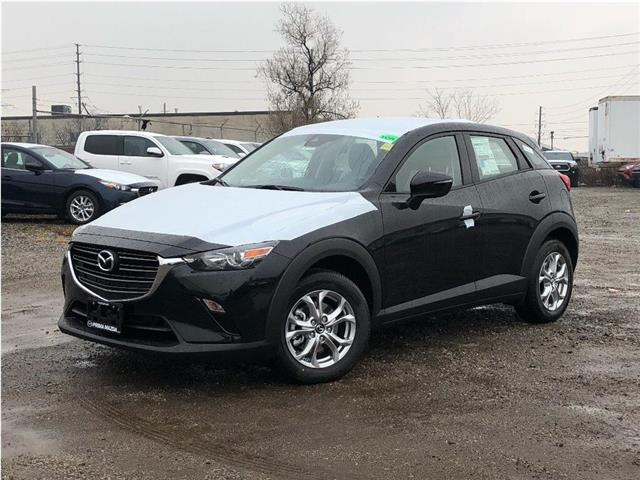 2019 Mazda CX-3 GS (Stk: 19-075) in Woodbridge - Image 1 of 15