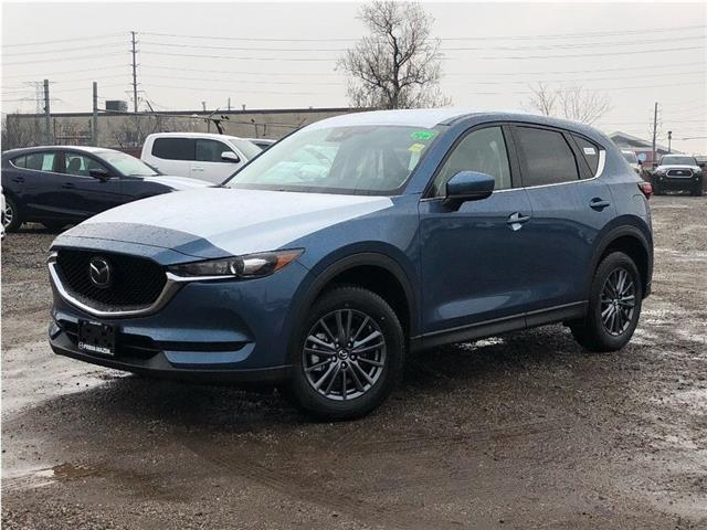 2019 Mazda CX-5 GS (Stk: 19-072) in Woodbridge - Image 1 of 15