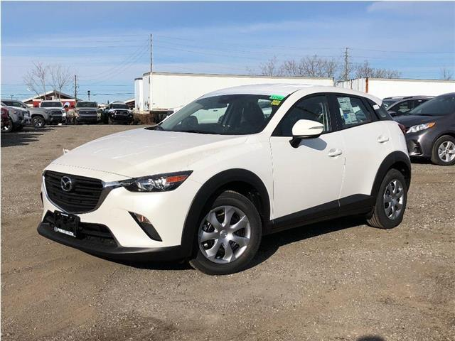 2019 Mazda CX-3 GX (Stk: 19-092) in Woodbridge - Image 1 of 15