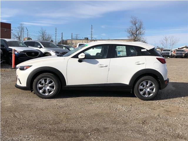 2019 Mazda CX-3 GX (Stk: 19-092) in Woodbridge - Image 2 of 15