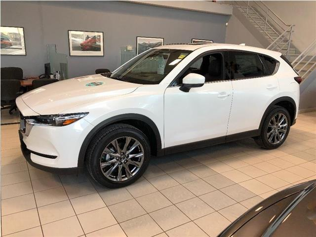 2019 Mazda CX-5 Signature (Stk: 19-095) in Woodbridge - Image 1 of 15