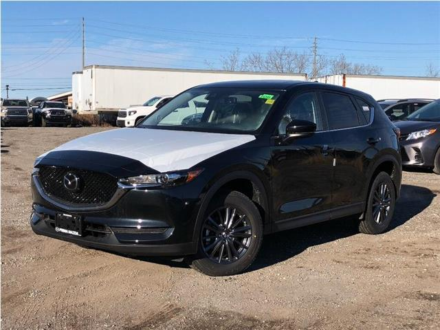 2019 Mazda CX-5 GS (Stk: 19-106) in Woodbridge - Image 1 of 15