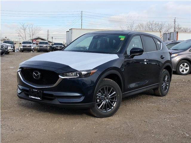 2019 Mazda CX-5 GS (Stk: 19-121) in Woodbridge - Image 1 of 15