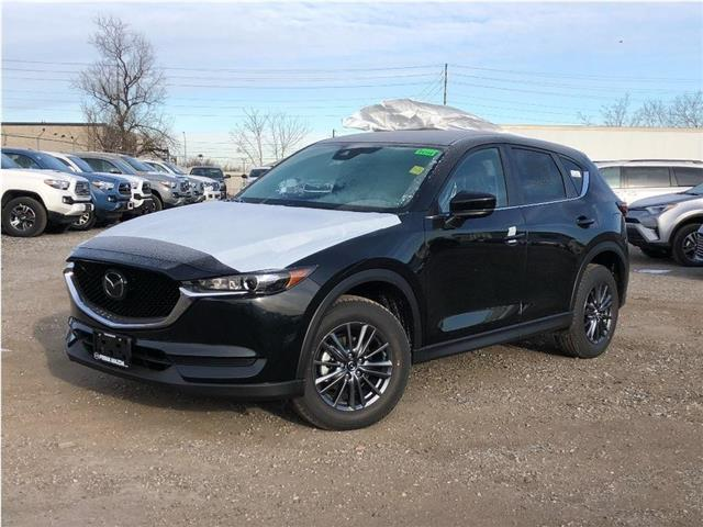2019 Mazda CX-5 GS (Stk: 19-124) in Woodbridge - Image 1 of 15
