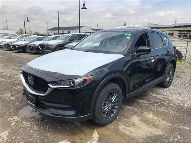 2019 Mazda CX-5 GS (Stk: 19-139) in Woodbridge - Image 1 of 15