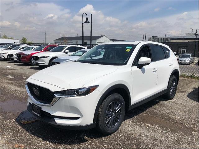 2019 Mazda CX-5 GS (Stk: 19-155) in Woodbridge - Image 1 of 14