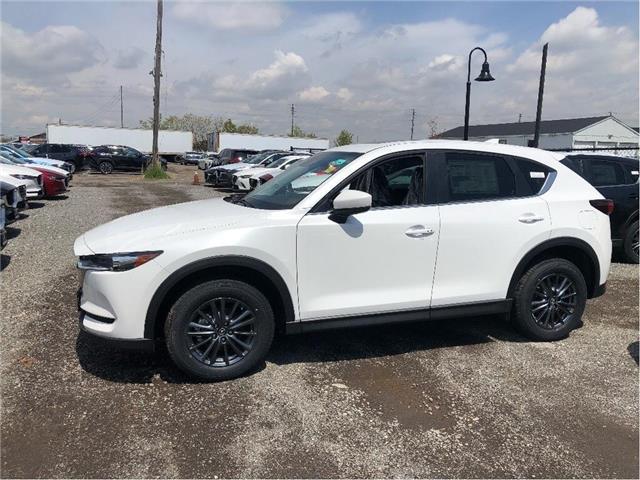 2019 Mazda CX-5 GS (Stk: 19-155) in Woodbridge - Image 2 of 14