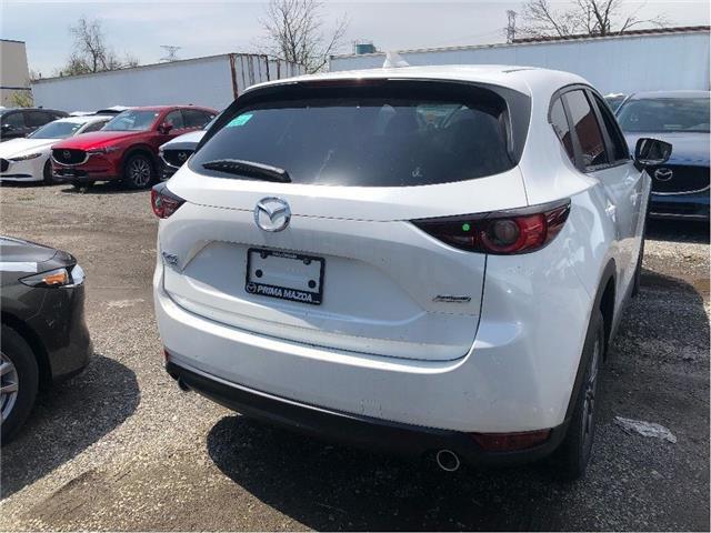 2019 Mazda CX-5 GS (Stk: 19-155) in Woodbridge - Image 5 of 14