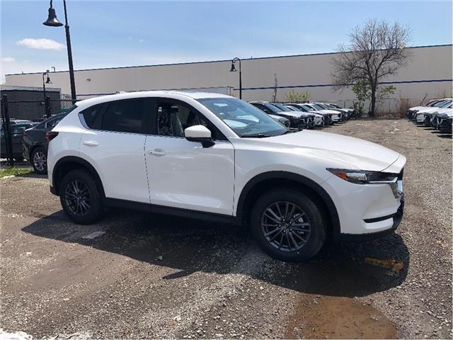 2019 Mazda CX-5 GS (Stk: 19-155) in Woodbridge - Image 6 of 14