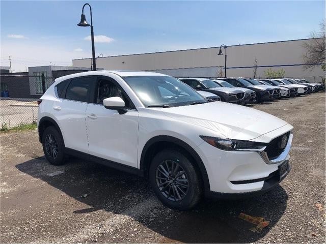 2019 Mazda CX-5 GS (Stk: 19-155) in Woodbridge - Image 7 of 14