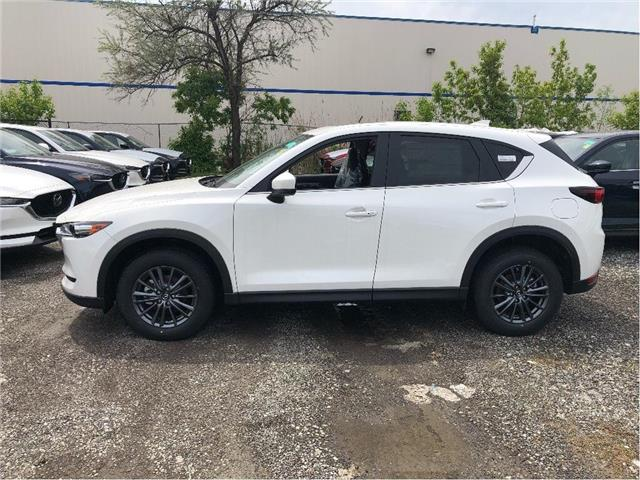2019 Mazda CX-5 GS (Stk: 19-173) in Woodbridge - Image 2 of 15