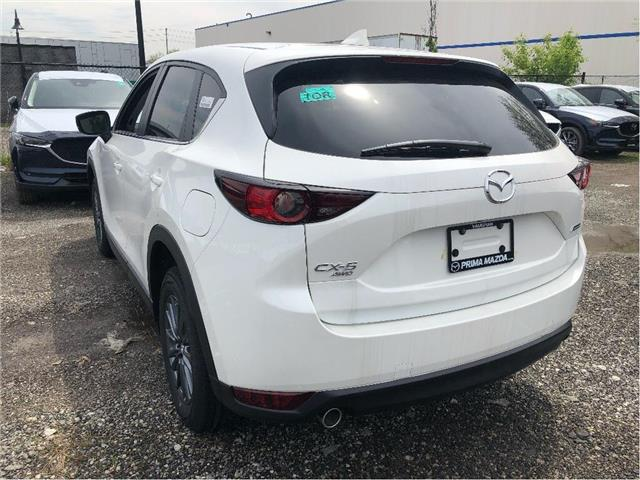 2019 Mazda CX-5 GS (Stk: 19-173) in Woodbridge - Image 3 of 15