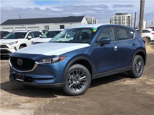 2019 Mazda CX-5 GS (Stk: 19-203) in Woodbridge - Image 1 of 15