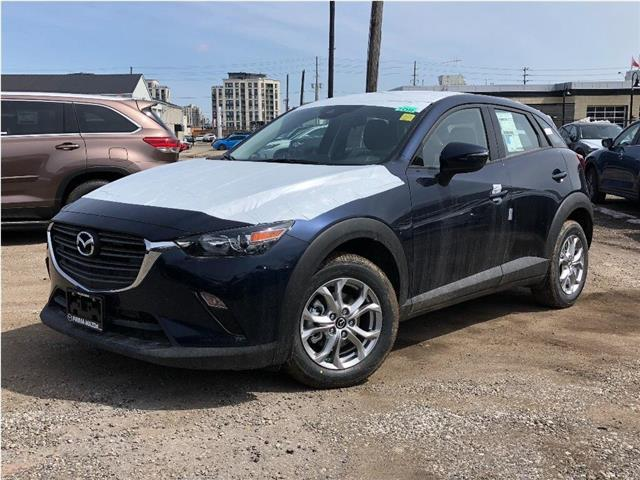 2019 Mazda CX-3 GS (Stk: 19-242) in Woodbridge - Image 1 of 15