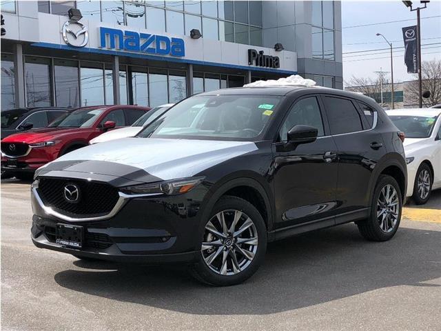 2019 Mazda CX-5 Signature (Stk: 19-271) in Woodbridge - Image 1 of 15
