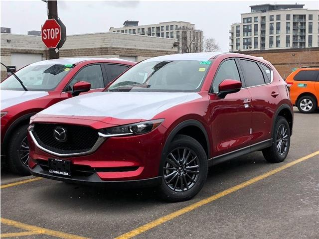 2019 Mazda CX-5 GS (Stk: 19-282) in Woodbridge - Image 1 of 15