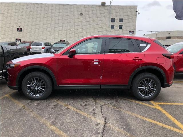 2019 Mazda CX-5 GS (Stk: 19-282) in Woodbridge - Image 2 of 15