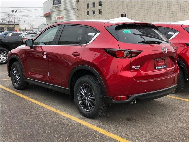 2019 Mazda CX-5 GS (Stk: 19-282) in Woodbridge - Image 3 of 15