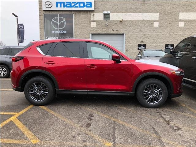 2019 Mazda CX-5 GS (Stk: 19-282) in Woodbridge - Image 6 of 15